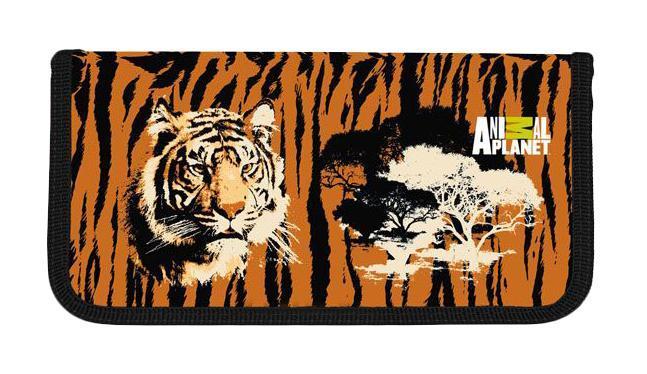 Action! Пенал Animal Planet Тигр без наполнения