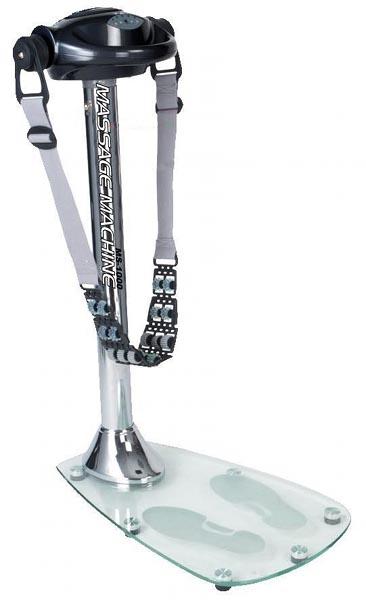 Вибромассажер Sport Elit, цвет: серый, 70 см х 43 см х 112 смМS-1000Вибромассажер Sport Elit имеет 3 ремня для массажа (антицеллюлитный, длинный для массажа спины, короткий для массажа ног и ягодиц). 4 скорости массажа можно переключать при помощи сенсорных кнопок. Вибромассажер оснащен мотором мощностью 80 Вт. УВАЖАЕМЫЕ КЛИЕНТЫ! Просим обратить внимание на изменения в дизайне товара. Цвет деталей может отличаться. Отгрузка производится из имеющегося в наличии цвета.