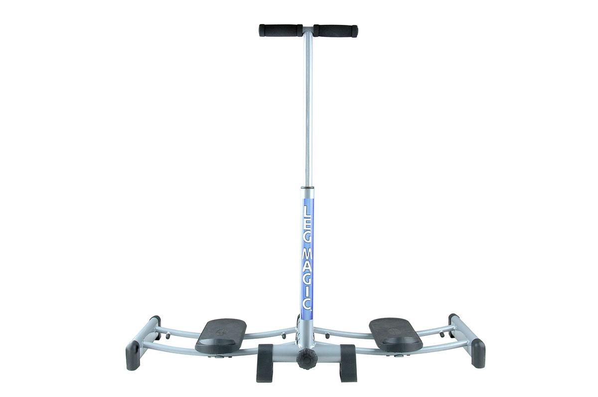 Тренажер для мышц Sport Elit Leg Magic, цвет: серый, 103 см х 45 см х 92 смGB-9103Тренажер Sport Elit Leg Magic предназначен для укрепления мышц пресса, бедер, ягодиц. Тренирует и подтягивает внутреннюю и внешнюю стороны бедер, ягодиц, а также нижние мышцы пресса. Тренажер имеет складную конструкцию, благодаря чему не занимает много места.