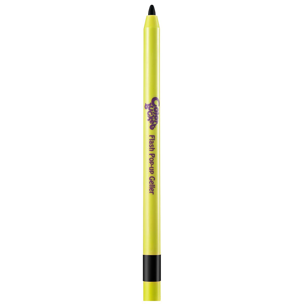 Touch In Sol Гелевый карандаш для глаз Flash Pop-Up, оттенок №5 Black Geller, 0,5 гУТ000000774Карандаш для глаз Touch in Sol создан для создания стойкого контура. Мягкая текстура легко ложится на нежную кожу века, не доставляя никакого дискомфорта. Одного нанесения достаточно, чтобы получить законченный результат. При этом текстура не расплывается и стойко держится в течение дня. Для Pop-Arty макияжа отлично подойдут оттенки 1-4, для создания вечернего макияжа используйте неоновые оттенки (6-10) после нанесения контурного карандаша или подводки. Если Вы желаете, чтобы макияж был более интенсивным, подведите также границу нижних ресниц. Товар сертифицирован.