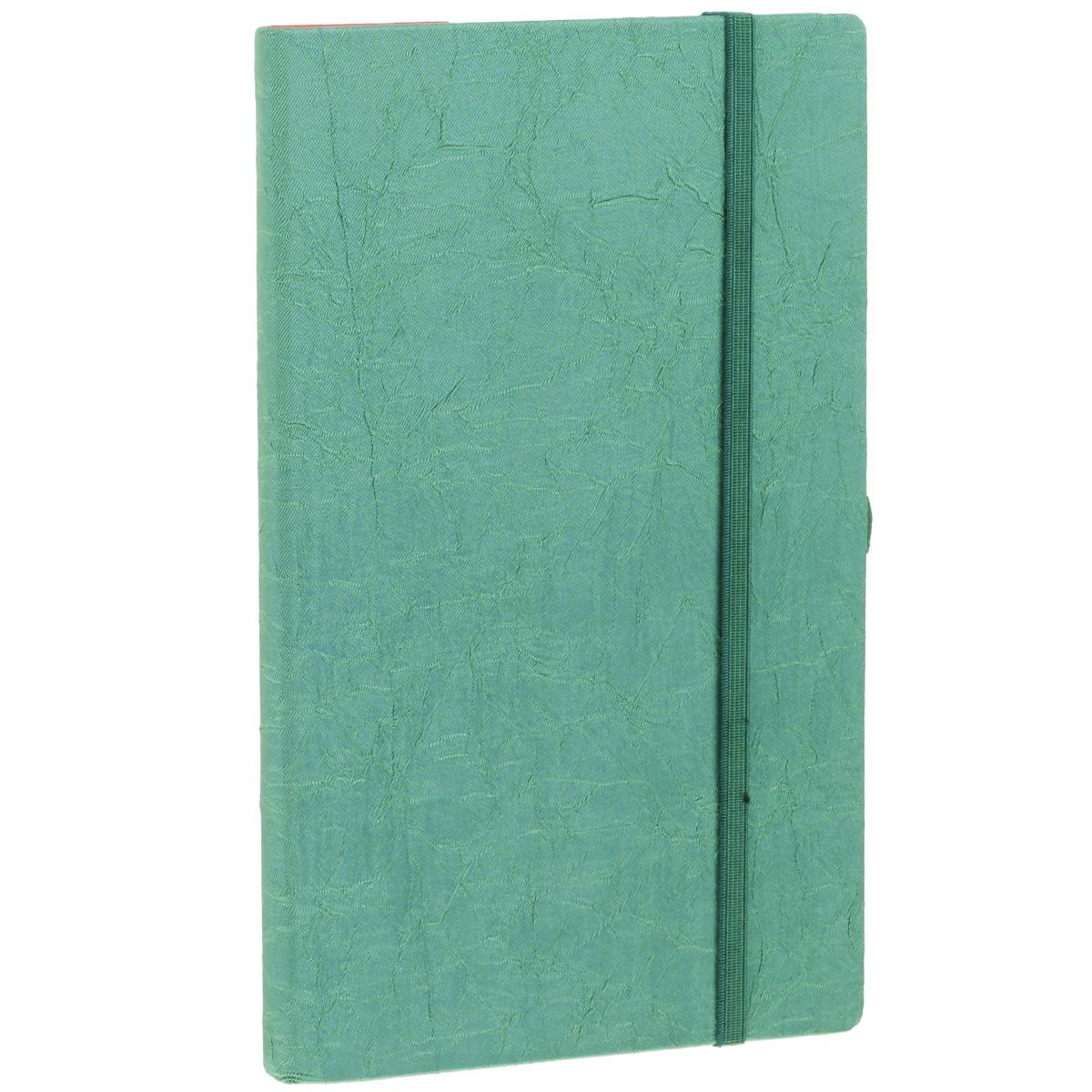 """Записная книжка Erich Krause """"Perfect"""", цвет: изумрудный, 96 листов 36780"""