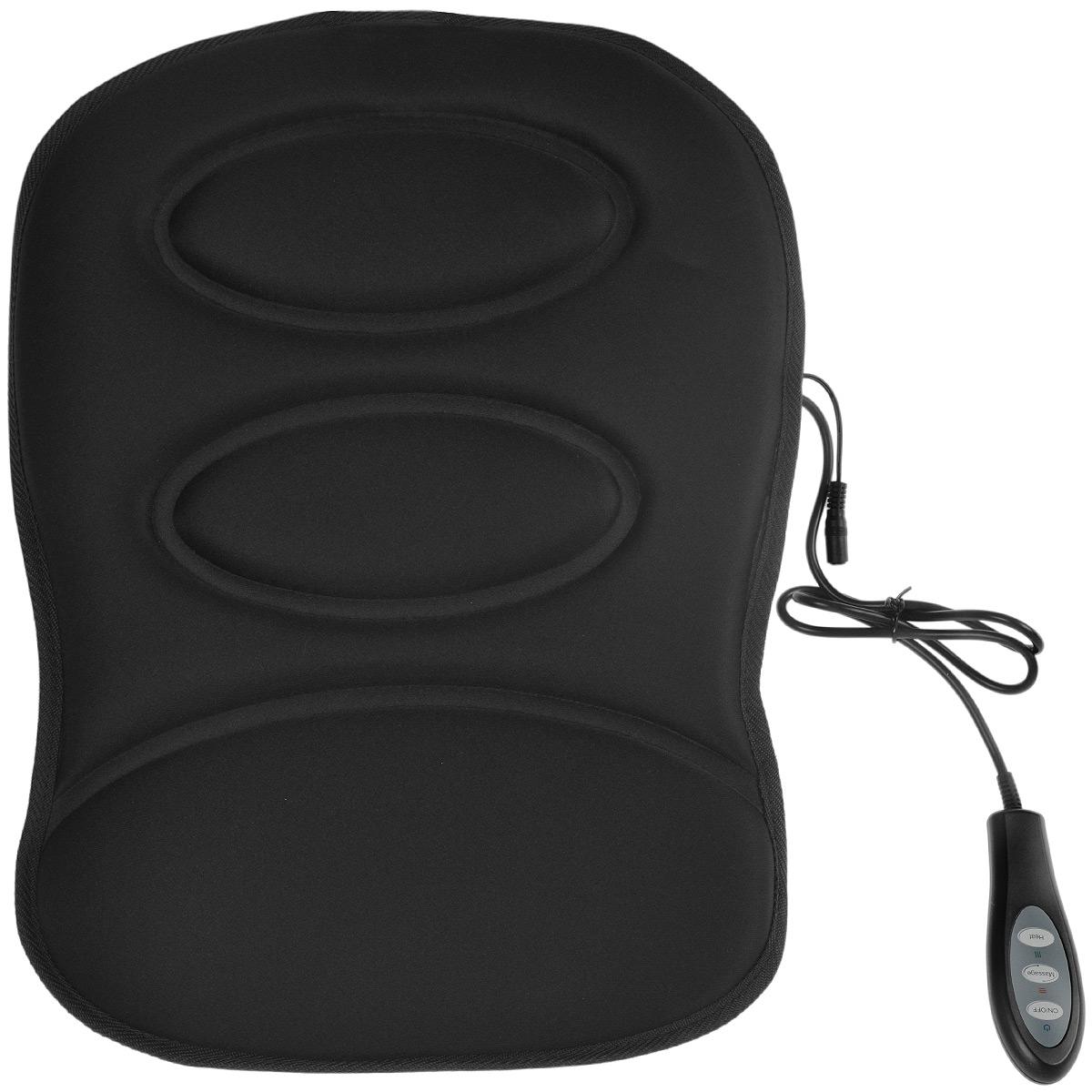 Массажная подушка для спины Ommassage BM-1010