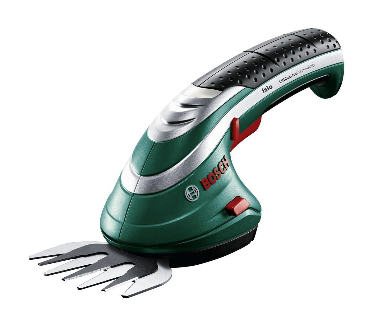 Аккумуляторные ножницы для травы Bosch ISIO 3 + штанга 06008331050600833105