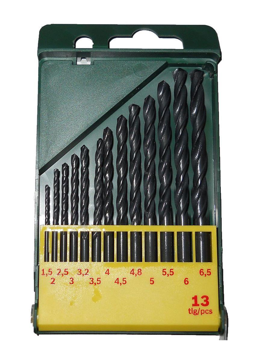 Сверла по металлу Bosch, 13 предметов 2607019441
