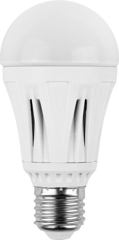 Camelion LED12-A60/830/E27 светодиодная лампа, 12ВтLED12-A60/830/E27Экономят до 80% электроэнергии по сравнению с обычными лампами накаливания такой же яркости. Низкое тепловыделение во время работы лампы - возможность использования в светильниках, критичных к повышенному нагреву. Встроенный ЭПРА - возможность прямой замены ламп накаливания. Универсальное рабочее положение. Включение без мерцания. Отсутствие стробоскопического эффекта при работе. Равномерное распределение света по колбе - мягкий свет не слепит глаза. Высокий уровень цветопередачи (Ra не менее 82) - естественная передача цветов. Широкий температурный диапазон эксплуатации (от -15 oC до +40 oC) - возможность использования ламп вне помещений. Рабочий диапазон напряжений - 220-240В / 50Гц Возможность выбора света различного спектрального состава - теплый белый, холодный белый и дневной белый свет. Компактные размеры - возможность использовать практически в любых светильниках, где применяются лампы накаливания.