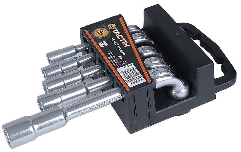 Набор ключей торцевых Tactix, 5 шт