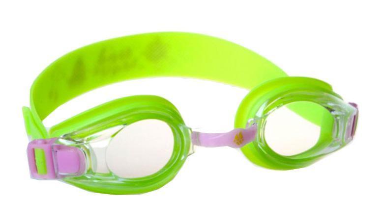 Очки для плавания MadWave Bubble Junior, цвет: неоновый зеленыйM0411 03 0 23WУдобные детские (2-6 лет) очки с регулируемым ремешком. Защита от ультрафиолетовых лучей. Антизапотевающие стекла. Линзы из поликарбоната. Регулируемая мультиступенчатая переносица. Силиконовый обтюратор и ремешок. Характеристики: Материал: силикон, пластик. Размер очков: 16 см х 4 см. Цвет: неоновый зеленый. Размер упаковки: 16,5 см х 6,5 см х 3 см. Артикул: M0411 03 0 23W.