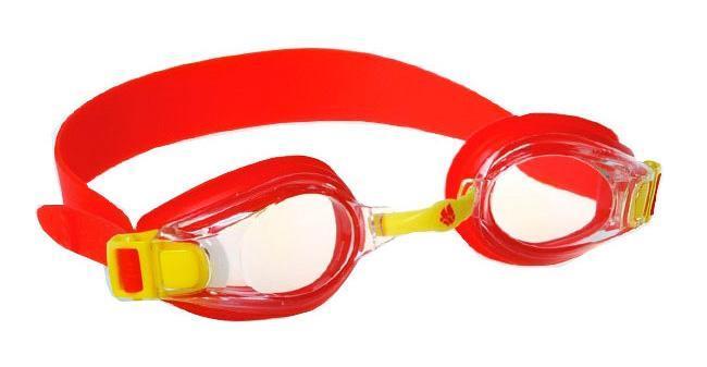 Очки для плавания MadWave Bubble Junior, цвет: красныйM0411 03 0 05WУдобные детские (2-6 лет) очки с регулируемым ремешком. Защита от ультрафиолетовых лучей. Антизапотевающие стекла. Линзы из поликарбоната. Регулируемая мультиступенчатая переносица. Силиконовый обтюратор и ремешок. Характеристики: Материал: силикон, пластик. Размер очков: 16 см х 4 см. Цвет: красный. Размер упаковки: 16,5 см х 6,5 см х 3 см. Артикул: M0411 03 0 05W.