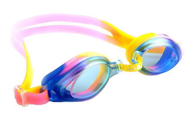 Очки для плавания MadWave Junior Aqua, цвет: фиолетовый, розовыйM0415 03 0 09WОчки для плавания MadWave Junior Aqua - удобные юниорские очки для повседневных тренировок. Защита от ультрафиолетовых лучей. Антизапотевающие стекла. Линзы из поликарбоната. Регулируемая мульступенчатая переносица. Силиконовый обтюратор и ремешок. Характеристики: Цвет: фиолетовый, розовый. Материал: поликарбонат, силикон. Размер наглазника: 5,5 см х 3,5 см. Изготовитель: Китай. Размер упаковки: 17 см х 6 см х 3 см.