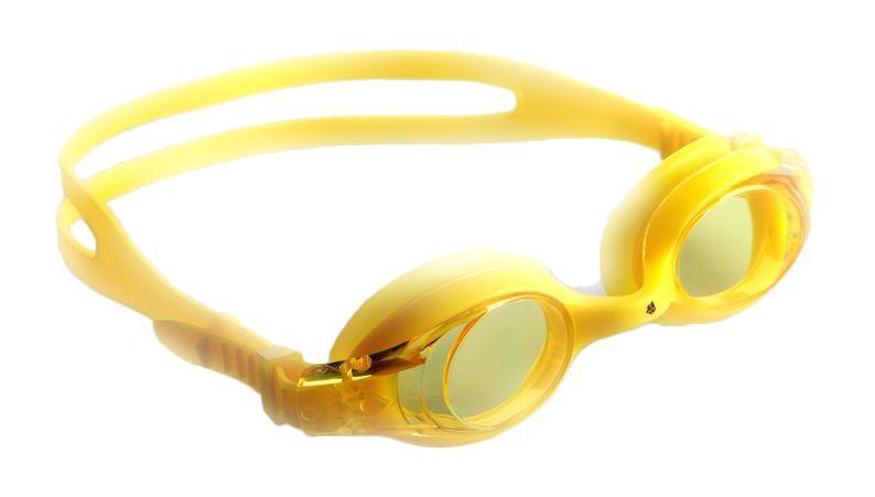 Очки для плавания MadWave Junior Autosplash, цвет: желтыйM0419 02 0 06WMadWave Junior Autosplash - удобные юниорские очки для водных видов спорта и отдыха. Система автоматической регулировки ремешков. Защита от ультрафиолетовых лучей. Антизапотевающие стекла. Линзы из поликарбоната. Вид переносицы — моноблок. Силиконовый обтюратор и ремешок. Характеристики: Цвет: желтый. Материал: поликарбонат, силикон. Размер наглазника: 5,5 см х 4 см. Изготовитель: Китай. Размер упаковки: 17 см х 6 см х 3 см.
