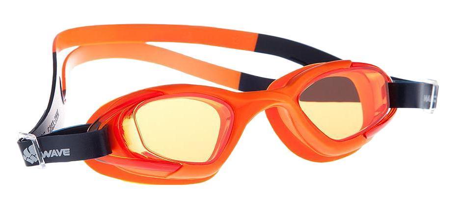 Очки для плавания MadWave Junior MiBlack-Greena Multi II, цвет: оранжевыйM0419 01 0 07WУдобные юниорские очки для водных видов спорта и отдыха. Защита от ультрафиолетовых лучей. Антизапотевающие стекла. Линзы из поликарбоната. Вид переносицы — моноблок. Силиконовый абтюратор и ремешок.
