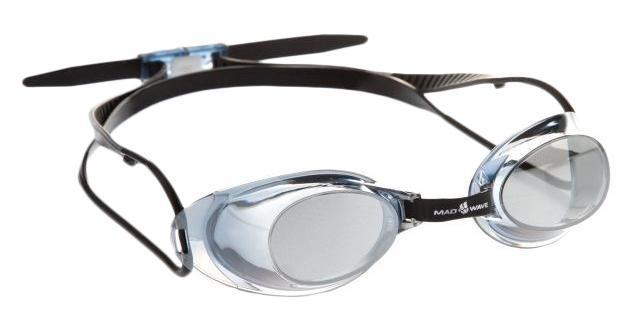 Очки для плавания MadWave Liquid Racing Mirror, цвет: серыйM0453 02 0 17WСтартовые очки сертифицированные FINA (международная федерация плавания). Двойной силиконовый ремешок для надежной фиксации очков. Очки поставляются в виде набора. Линзы с зеркальным покрытием защищают глаза при плавании на открытой воде и в бассейнах с ярким освещением. Многоступенчатая перемычка позволяет легко настроить очки под нужный размер. Защита от ультрафиолетовых лучей. Антизапотевающие стекла. Линзы из поликарбоната. Вид переносицы - регулируемая многоступенчатая перемычка. Линзы без обтюратора. Характеристики: Материал: силикон, пластик. Размер маски: 16 см х 4 см. Цвет: серый. Размер упаковки: 11,5 см х 8,5 см х 3,5 см. Артикул: M0453 02 0 17W.