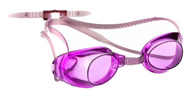 """Очки для плавания MadWave """"Liquid Racing"""", цвет: розовый M0453 01 0 11W"""