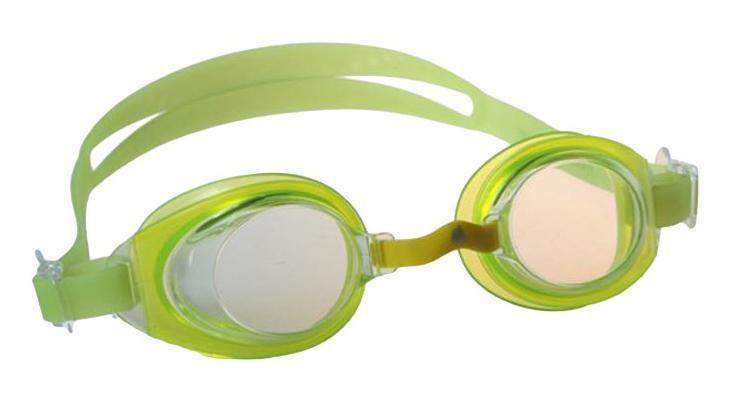 """Очки для плавания MadWave """"Simpler II"""", цвет: желтый M0421 06 0 06W"""