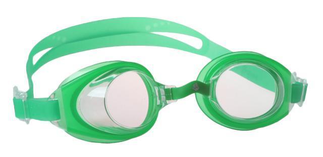 Очки для плавания MadWave Simpler II Junior, цвет: зеленыйM0411 07 0 10WMadWave Simpler II Junior - юниорские очки для повседневных тренировок. Удобная система регулировки ремешка. Защита от ультрафиолетовых лучей UV 400. Антизапотевающие стекла. Линзы из поликарбоната. Регулируемая мультиступенчатая переносица. Силиконовый обтюратор и ремешок. В комплекте удобный чехол.