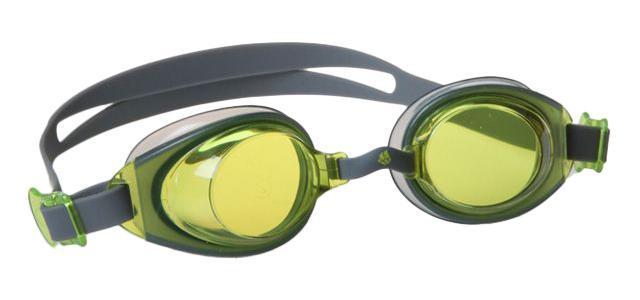 Очки для плавания MadWave Simpler II Junior, цвет: серый, желтыйM0411 07 0 17WMadWave Simpler II Junior - юниорские очки для повседневных тренировок. Удобная система регулировки ремешка. Защита от ультрафиолетовых лучей UV 400. Антизапотевающие стекла. Линзы из поликарбоната. Регулируемая мультиступенчатая переносица. Силиконовый обтюратор и ремешок. В комплекте удобный чехол.