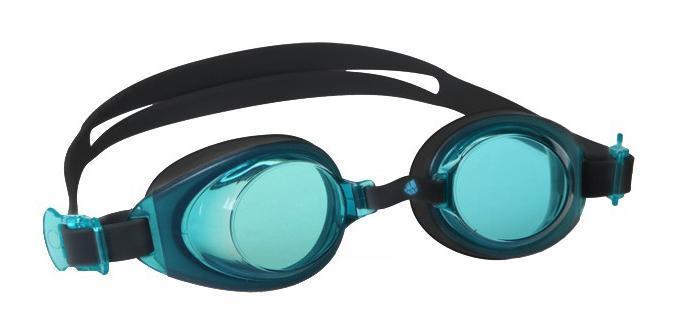"Очки для плавания MadWave ""Simpler II"", цвет: голубой M0421 06 0 01W"