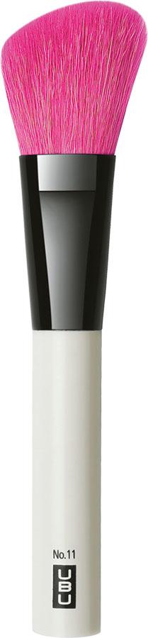 UBU Кисть для румян, скошенная, №11. 19-502719-5027 розовый черныйМоделируйте лицо с помощью скошенной кисти. Удобная форма кисти поможет легко подчеркнуть скулы и смоделировать черты лица. Товар сертифицирован.
