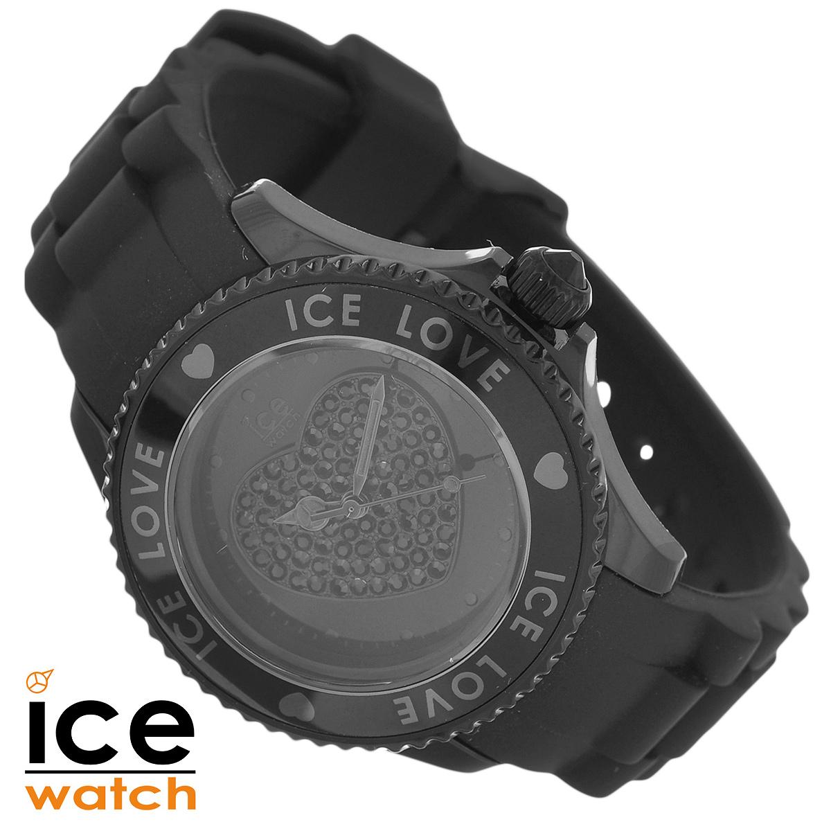 Zakazat.ru: Часы женские наручные Ice Watch, цвет: черный. LO.BK.S.S.10 Small