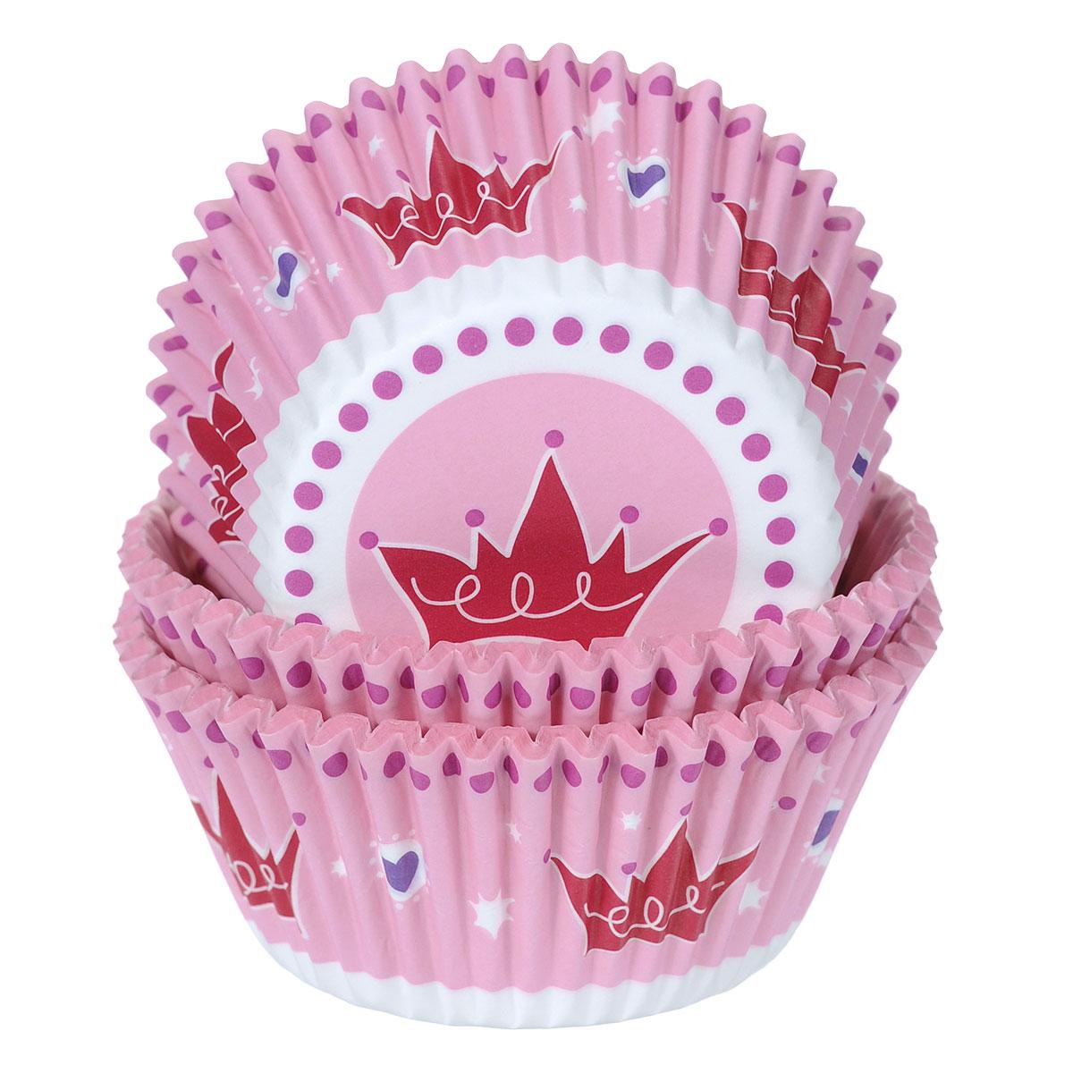 Набор бумажных форм для кексов Wilton Принцесса, диаметр 7 см, 75 штWLT-415-1142Бумажные формы Wilton Принцесса используются для выпечки, украшения и упаковки кондитерских изделий, сервировки конфет, орешков, десертов. Края форм гофрированные. С такими формами вы всегда сможете порадовать своих близких оригинальной выпечкой.