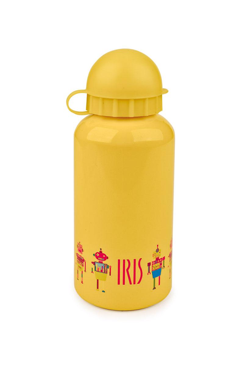Фляжка алюминиевая Iris Snack Rico, цвет: желтый, 400 мл8001-ARФляжка Iris Snack Rico изготовлена из алюминия и оснащена прочной пластиковой крышкой-непроливайкой. Веселые расцветки на корпусе радуют глаз и поднимают настроение. Фляжка легкая, герметичная и устойчивая, а компактные размеры позволят взять ее с собой куда угодно. Прекрасный вариант для детей.