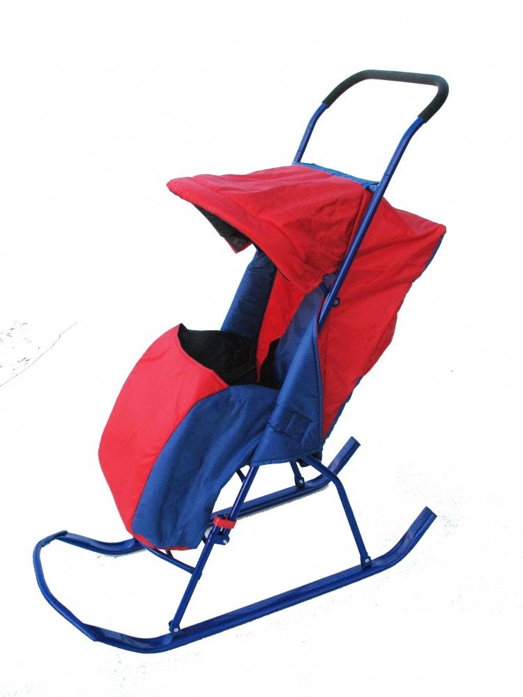 Санки-коляска NN Малышок №1, цвет в ассорименте269152Санки-коляска NN Малышок №1 изготовлены из тонких металлических труб. Ткань, использующаяся на санках, отлично защищает от ветра. Оснащены складывающимся козырьком и небольшим карманом. Уважаемые клиенты! Товар поставляется в цветовом ассортименте. Поставка возможна в одном из нижеприведенных вариантов в зависимости от наличия на складе.