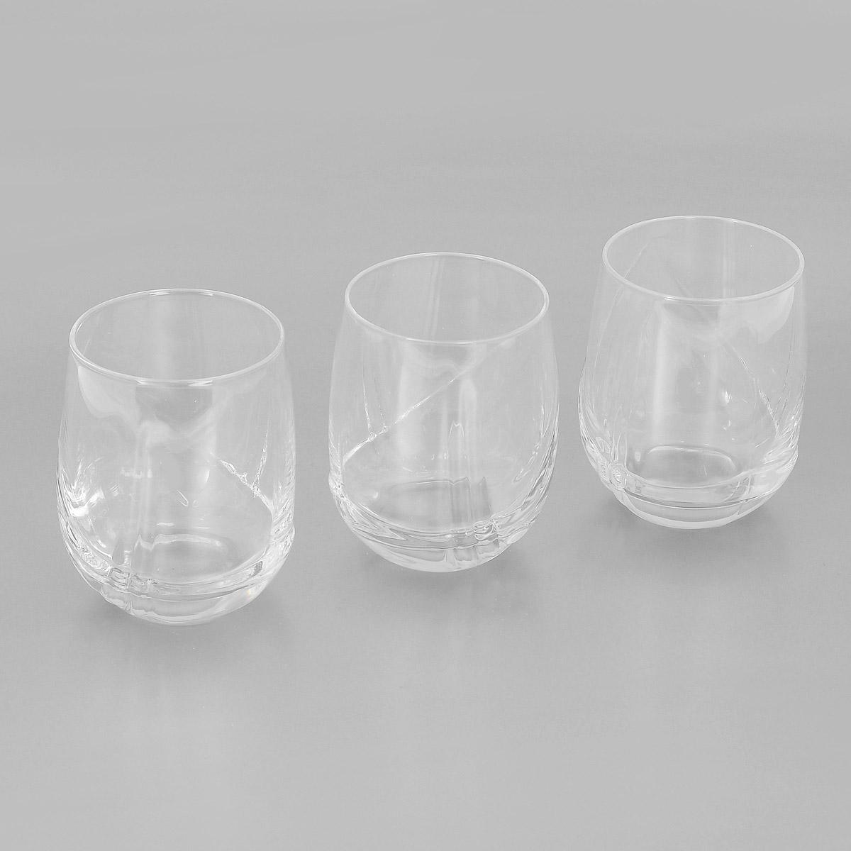Набор стаканов Bormioli Rocco Rolly, 300 мл, 3 шт