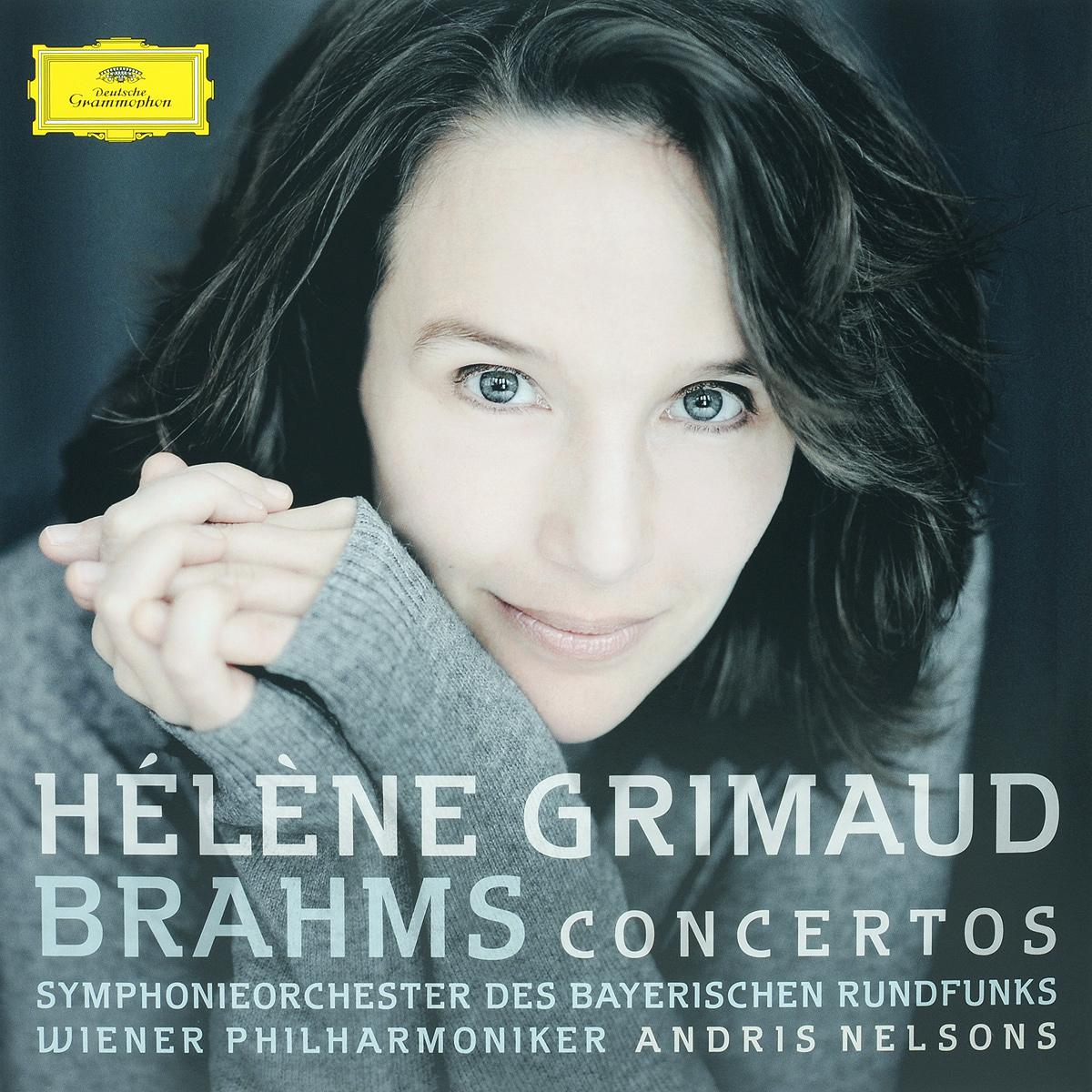 Helene Grimaud. Brahms Concertos (2 LP)