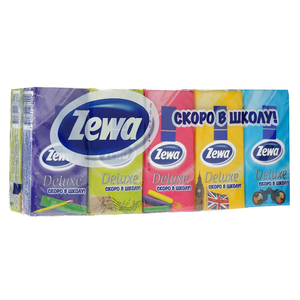 Zewa �������� �������� Deluxe, 10 � 10 �� - Zewa - Zewa14080853����������� ������� �������� Zewa Deluxe �������� ��� ����� � ��������. ����������� �� 100% ���������. ������� ��������� �������� ��������� ������ �������� � �������. ��� �������. ����� ��������������.