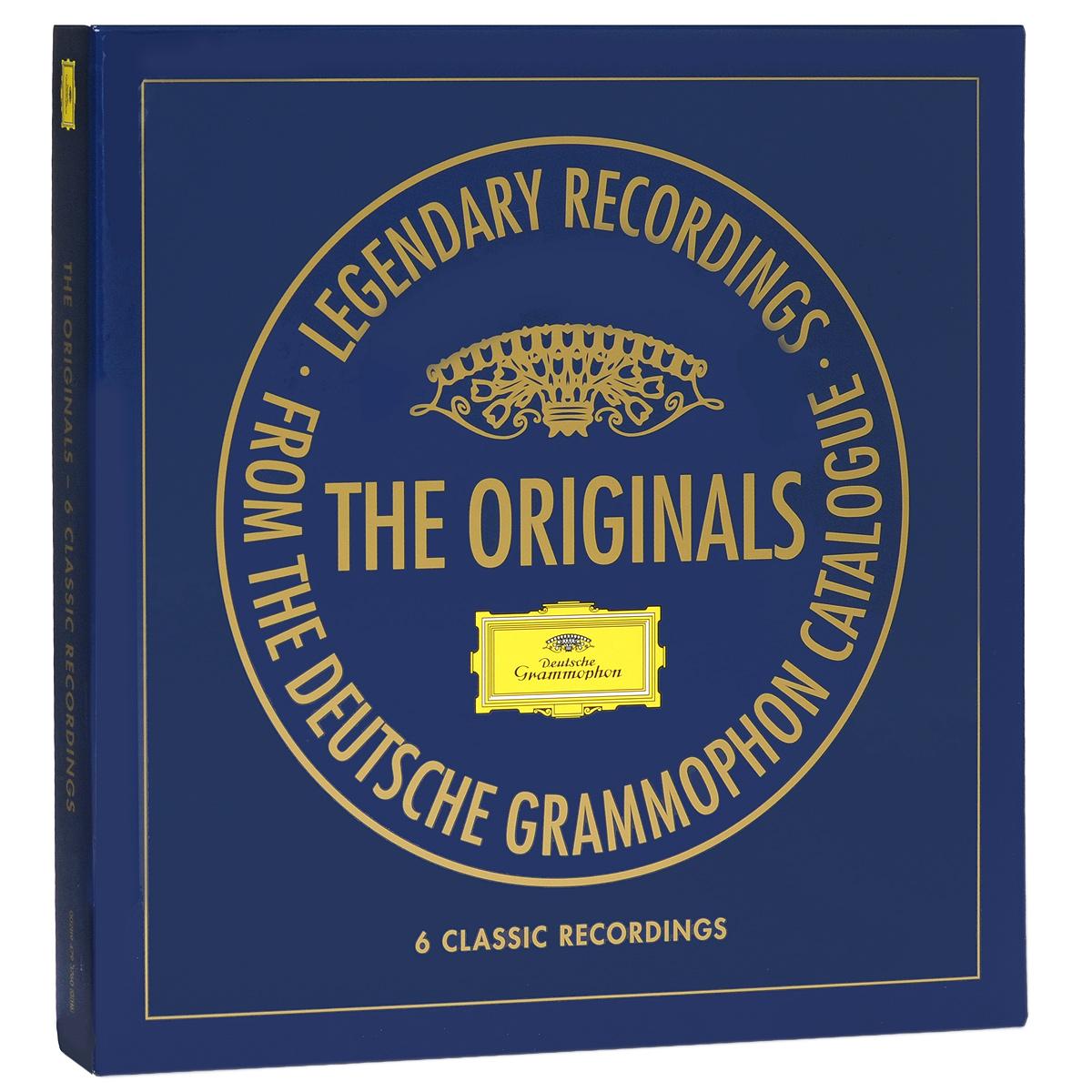 The Originals. 6 Classic Recordings (6 LP)