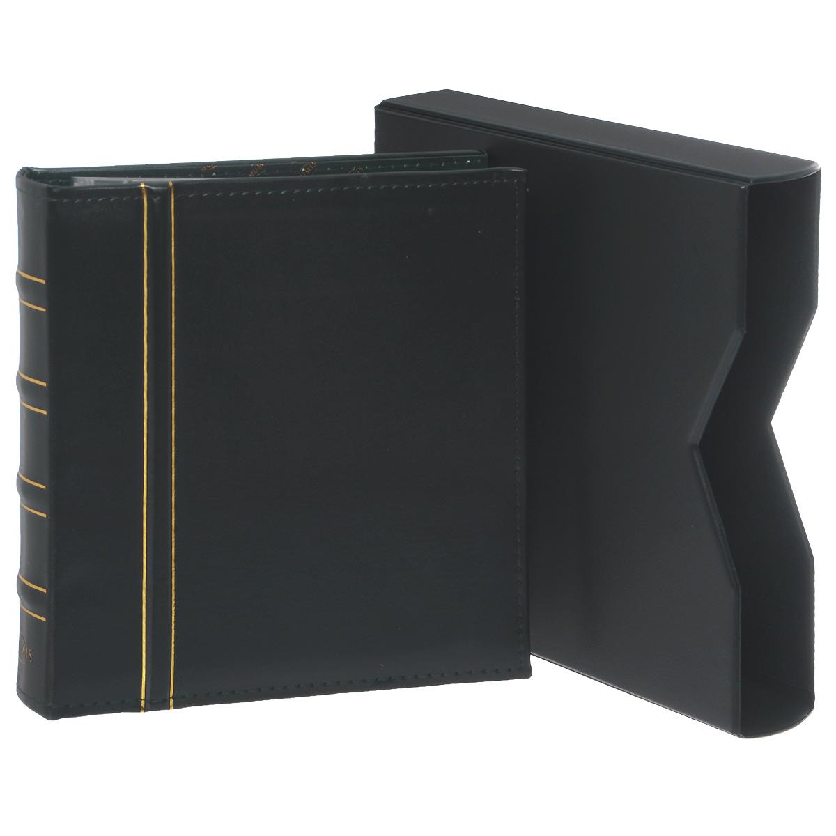 Альбом для банкнот Numis, в шубере, с 20 листами. Цвет зеленый. CLNUMALBBN656Характеристики: Размер альбома: 23,5 см х 22,5 см х 5 см.