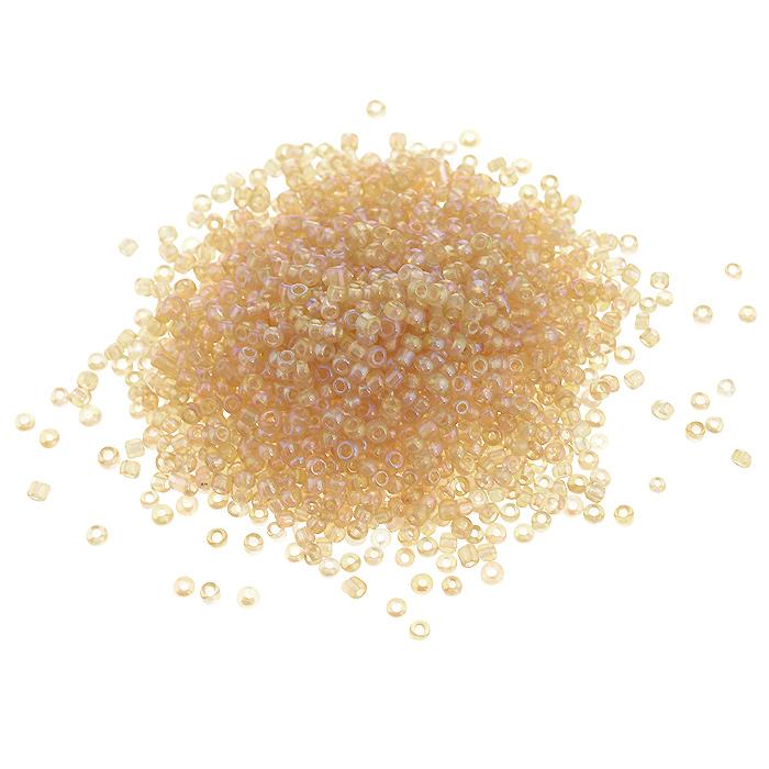 Бисер Астра, прозрачный, цвет: золотистый (162), размер 11/0, 20 г. 675288_162675288_162Бисер Астра, изготовленный из пластика круглой формы, позволит вам своими руками создать оригинальные ожерелья, бусы или браслеты, а также заняться вышиванием. В бисероплетении часто используют бисер разных размеров и цветов. Он идеально подойдет для вышивания на предметах быта и женской одежде. Размер бисера: 11/0. Вес пакетика: 20 г. Изготовление украшений - занимательное хобби и реализация творческих способностей рукодельницы, это возможность создания неповторимого индивидуального подарка.