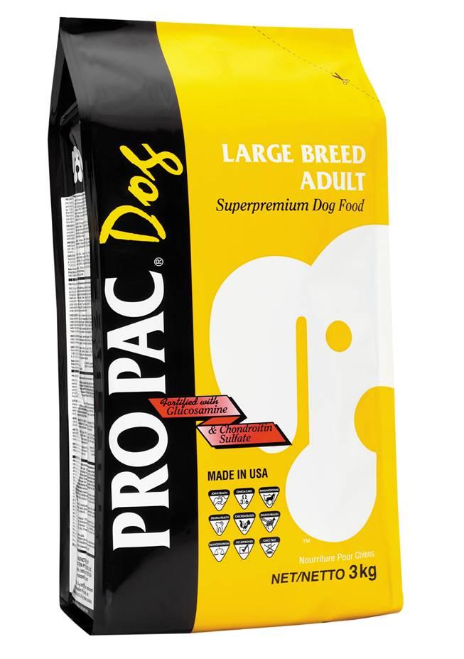Корм сухой Pro Pac