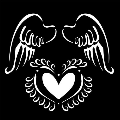 Трафарет FolkArt Крылья ангела, 20 см х 19,5 смPLD-30598Трафарет FolkArt Крылья ангела изготовлен из пластика. Изделие выполнено в виде крыльев и сердца, декорированных витыми узорами. Трафарет - это возможность создать профессиональный декор своими руками без художественных талантов, профессиональных навыков или привлечения специалистов. Трафаретная роспись доступна каждому, экономит ваши средства и дарит много положительных эмоций. Что бы вы ни затеяли: косметический ремонт своими силами или большой проект по декору целого дома, трафареты вам обязательно пригодятся. Добавьте оригинальность вашему интерьеру с помощью трафаретов. Оригинальное исполнение внесет изысканность в дизайн.