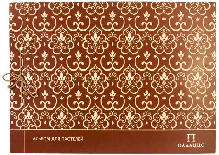 Альбом для пастелей Palazzo Modern, А3, цвет: слоновая кость, 20 листов. АПС3АПС3Альбом для рисования Palazzo Modern предназначен для художественных работ всеми видами водорастворимых красок и пастелью, выполненных в технике по мокрому, по сухому. Внутренний блок содержит 10 листов плотностью 280 г/м2 и 10 листов кальки под тушь на сутаже с твердой картонной обложкой. Благодаря своим свойствам рисовальная бумага выдерживает смывки, подчистки, способна к наполнению глубины красочного слоя и сохранению его яркости.