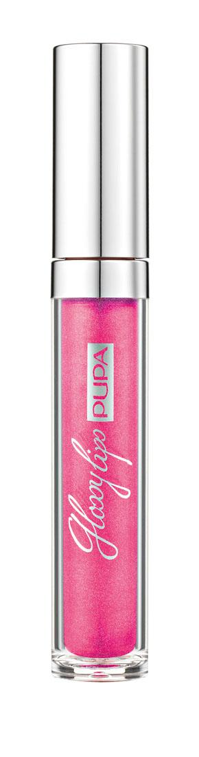 PUPA Блеск для губ Glossy Lips, тон №203 Фуксия, 7 мл (Pupa)