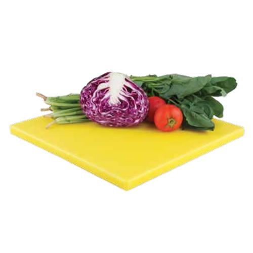 Доска разделочная Zanussi, цвет: желтый, 35 х 35 см