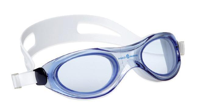 Маска для плавания MadWave Panoramic, цвет: синийM0426 01 0 03WОчки-маска, закрывающая чувствительную зону вокруг глаз. Защита от ультрафиолетовых лучей. Антизапотевающие стекла. Линзы и оправа из поликарбоната. Вид переносицы — моноблок. Обтюратор и ремешок — из силикона.