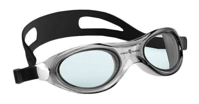 Маска для плавания MadWave Panoramic, цвет: черныйM0426 01 0 01WОчки-маска, закрывающая чувствительную зону вокруг глаз. Защита от ультрафиолетовых лучей. Антизапотевающие стекла. Линзы и оправа из поликарбоната. Вид переносицы — моноблок. Обтюратор и ремешок — из силикона.