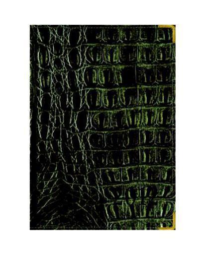 Ежедневник А5 Полудатированный Croco (зеленый) 192л. (BUSINESS PRESTIGE) Искусственная кожа с поролономЕКП51419217В линейке бизнес-ежедневников представлены датированные, полудатированные и недатированные внутренние блоки на офсетной бумаге плотностью 70гр.м. Коллекция прекрасно подходит в качестве подарка. Обложка обладает возможностью термотиснения. Внутренний блок прошит, что гарантирует отсутствие потери листов при активном использовании. Цветные форзацы подчеркивают высокий статус ежедневника. Металлические скругленные углы защищают эту серию продукции при активном использовании. Особый шарм и статус ежедневникам придает разнообразие отделок поверхностей. Исследование с фокус-группами показало, что качество текстур неотличимо от оригинальных поверхностей. Доступный статус - кредо коллекции Business Prestige! Виды отделки: Ancient (гладкая и мягкая кожа), Iguana, Skin, Gold, Nappa, Croco, Grand croco, Impact.