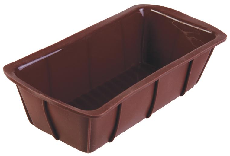 Форма для выпечки Taller, прямоугольная, цвет: коричневый, 23 см х 12 смTR-6202Прямоугольная форма для выпечки Taller изготовлена из силикона - материала, который выдерживает температуру от -20°С до +220°С. Изделия из силикона очень удобны в использовании: пища в них не пригорает и не прилипает к стенкам, форма легко моется. Приготовленное блюдо можно очень просто вытащить, просто перевернув форму, при этом внешний вид блюда не нарушится. Изделие обладает эластичными свойствами: складывается без изломов, восстанавливает свою первоначальную форму. Порадуйте своих родных и близких любимой выпечкой в необычном исполнении. Подходит для приготовления в микроволновой печи и духовом шкафу при нагревании до +220°С; для замораживания до -20°С и чистки в посудомоечной машине.