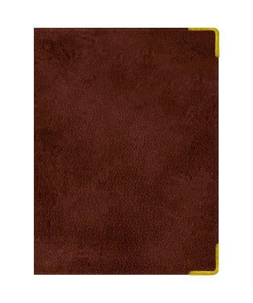 Ежедневник А6 Недатированный Ancient (коричневый) 152л. (BUSINESS PRESTIGE) Искусственная кожа с поролономЕКП61415202В линейке бизнес-ежедневников представлены датированные, полудатированные и недатированные внутренние блоки на офсетной бумаге плотностью 70гр.м. Коллекция прекрасно подходит в качестве подарка. Обложка обладает возможностью термотиснения. Внутренний блок прошит, что гарантирует отсутствие потери листов при активном использовании. Цветные форзацы подчеркивают высокий статус ежедневника. Металлические скругленные углы защищают эту серию продукции при активном использовании. Особый шарм и статус ежедневникам придает разнообразие отделок поверхностей. Исследование с фокус-группами показало, что качество текстур неотличимо от оригинальных поверхностей. Доступный статус - кредо коллекции Business Prestige! Виды отделки: Ancient (гладкая и мягкая кожа), Iguana, Skin, Gold, Nappa, Croco, Grand croco, Impact. Разметка: . Бумага: . Формат: А6. Пол: Унисекс. Особенности: металлические уголки, цветной торец (золото), бумага тонированная, ляссе 2шт..