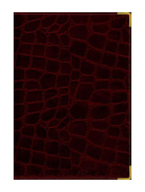 Книга для записей А4 Grand croco (бордо) 160л. (BUSSINESS PRESTIGE) Искусственная кожа с поролономКЗЛ4160109В линейке бизнес-ежедневников представлены датированные, полудатированные и недатированные внутренние блоки на офсетной бумаге плотностью 70гр.м. Коллекция прекрасно подходит в качестве подарка. Обложка обладает возможностью термотиснения. Внутренний блок прошит, что гарантирует отсутствие потери листов при активном использовании. Цветные форзацы подчеркивают высокий статус ежедневника. Металлические скругленные углы защищают эту серию продукции при активном использовании. Особый шарм и статус ежедневникам придает разнообразие отделок поверхностей. Исследование с фокус-группами показало, что качество текстур неотличимо от оригинальных поверхностей. Доступный статус - кредо коллекции Business Prestige! Виды отделки: Ancient (гладкая и мягкая кожа), Iguana, Skin, Gold, Nappa, Croco, Grand croco, Impact.
