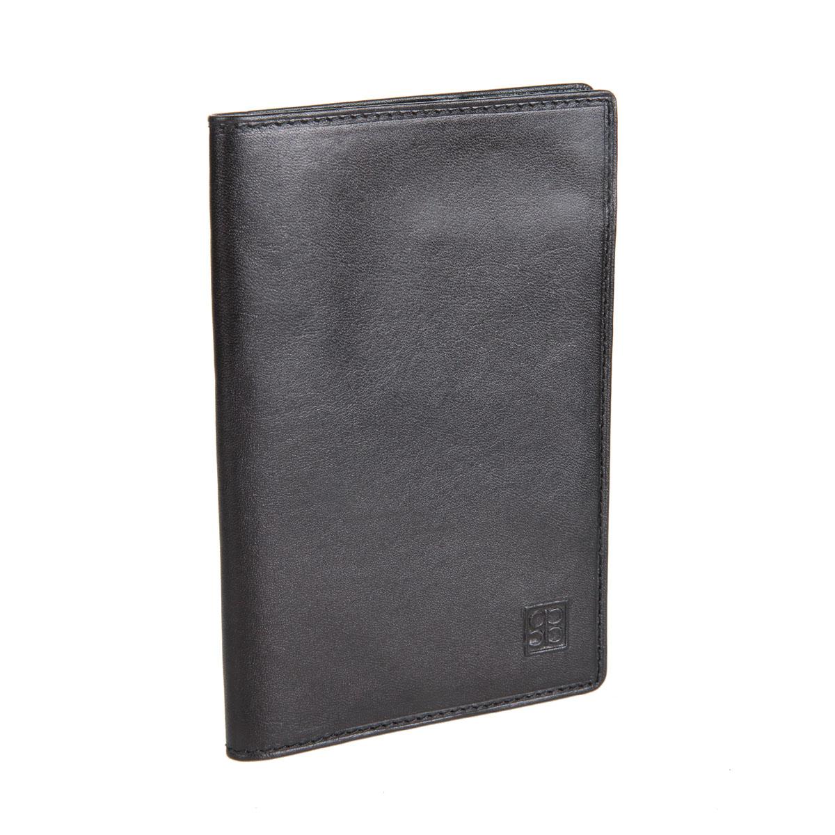 Обложка для паспорта Sergio Belotti, цвет: черный. 2464 milano2464 milano blackИзысканная обложка для паспорта Sergio Belotti выполнена из натуральной высококачественной кожи. На лицевой стороне изделие оформлено тиснением в виде логотипа бренда, на внутренней стороне - в виде названия бренда. Внутри расположены карман-уголок с кармашком для кредитной карты и кармашком для sim-карты и один карман с окошком из прозрачного пластика. Изделие упаковано в фирменную коробку. Модная обложка для паспорта не только поможет сохранить внешний вид вашего документа и защитить его от повреждений, но и станет стильным аксессуаром, который прекрасно дополнит ваш образ.