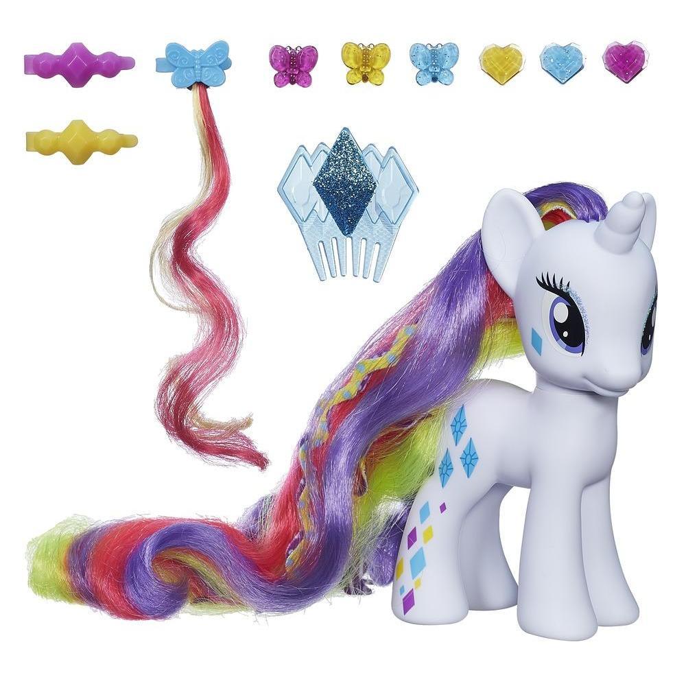 My Little Pony Пони-модница Рарити Делюкс