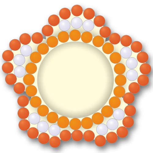 Набор мозаики для декорирования фоторамки Craft Premier Цветок, цвет: красный, оранжевыйMKF0573Набор мозаики Craft Premier Цветок позволит красиво оформить фоторамку. В набор входит: деревянная заготовка в форме цветка, мозаика с перламутром, клей, перчатки, инструкция. Творчество - это невероятно увлекательное занятие, которое поможет вам сохранить наиболее памятные и яркие моменты вашей жизни, а также интересно оформить интерьер дома. Наслаждайтесь творчеством вместе с наборами Craft Premier! Размер фоторамки: 14,5 см х 14,5 см.