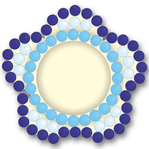 Набор мозаики для декорирования фоторамки Craft Premier Цветок, цвет: синий, голубойMKF0580Набор мозаики Craft Premier Цветок позволит красиво оформить фоторамку. В набор входит: деревянная заготовка в форме цветка, мозаика с перламутром, клей, перчатки, инструкция. Творчество - это невероятно увлекательное занятие, которое поможет вам сохранить наиболее памятные и яркие моменты вашей жизни, а также интересно оформить интерьер дома. Наслаждайтесь творчеством вместе с наборами Craft Premier! Размер фоторамки: 14,5 см х 14,5 см.