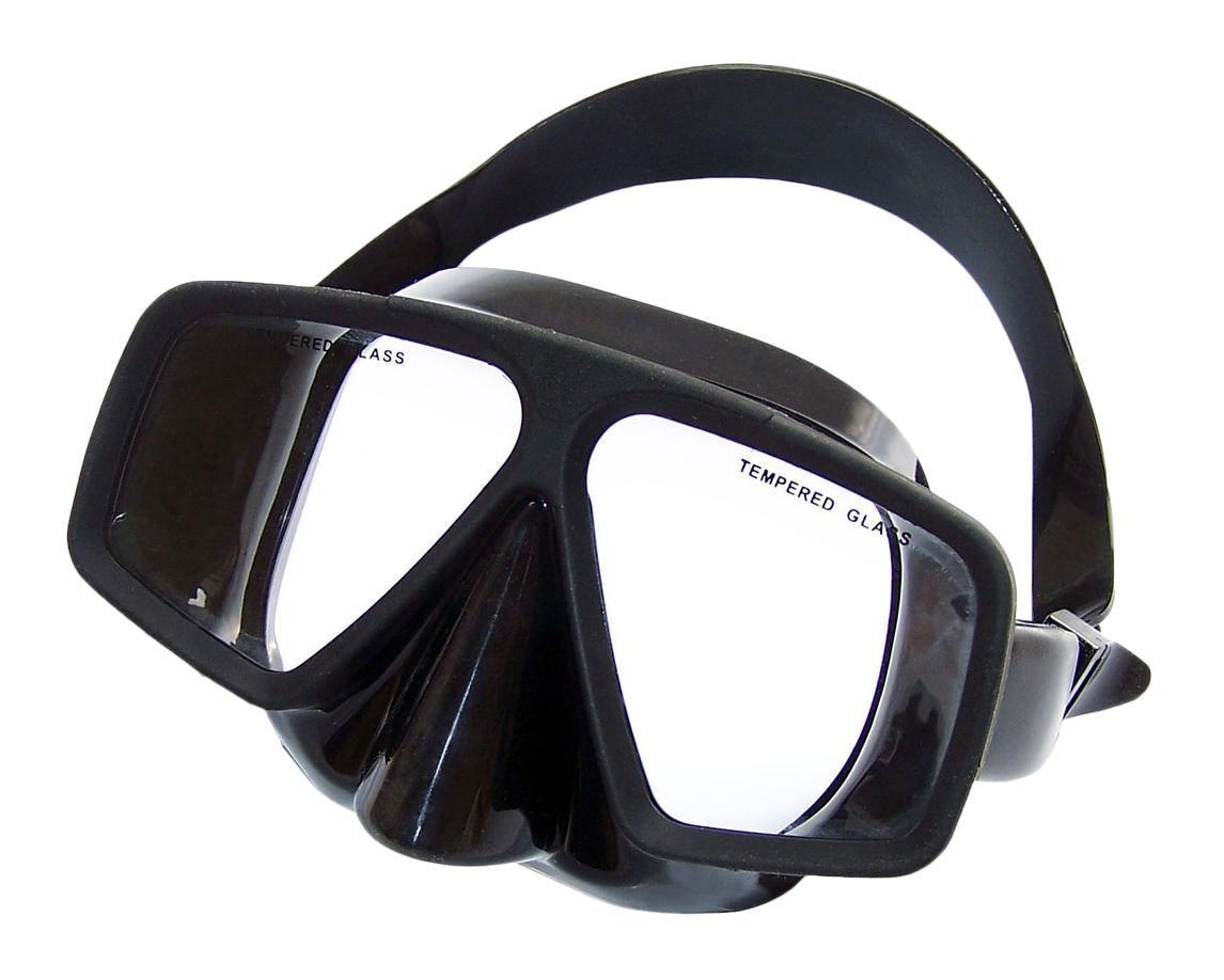 Маска для плавания Submarine Skat33, цвет: черный203617Маска плавательная Submarine Skat33 DRA-273S обладает линзами устойчивыми к запотеванию, изготовленные из специального закаленного стекла. Широкий угол обзора. Мягкий силиконовый обтюратор обеспечивает комфортное и плотное прилегание. У маски плавательной Submarine Skat33 DRA-273S имеется удобное крепление для трубки. Корпус изготовлен из высокопрочного пластика. Маска сделана с надежной фиксацией и регулируемым силиконовым ремешком.
