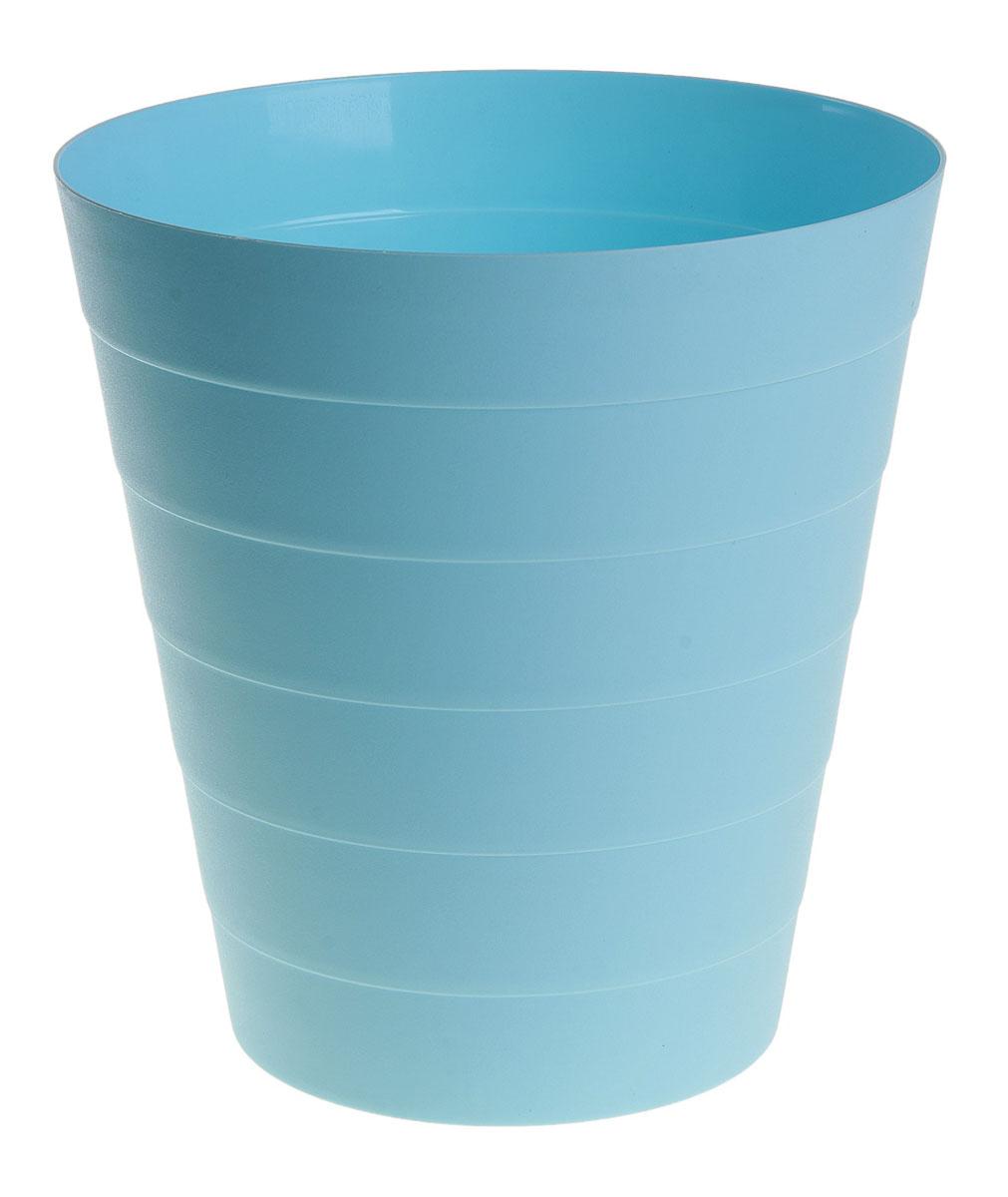 Ведро Sima-land, цвет: голубой, высота 26 см147477Ведро Sima-land изготовлено из прочного пластика, что обеспечит долгий срок службы и легкую чистку. Ведро предназначено для складывания мусора, различных мелких предметов и материалов. Ведро Sima-land будет вам надежным помощником по хозяйству. Диаметр ведра: 24 см. Высота стенки: 26 см. Диаметр дна: 15,5 см.