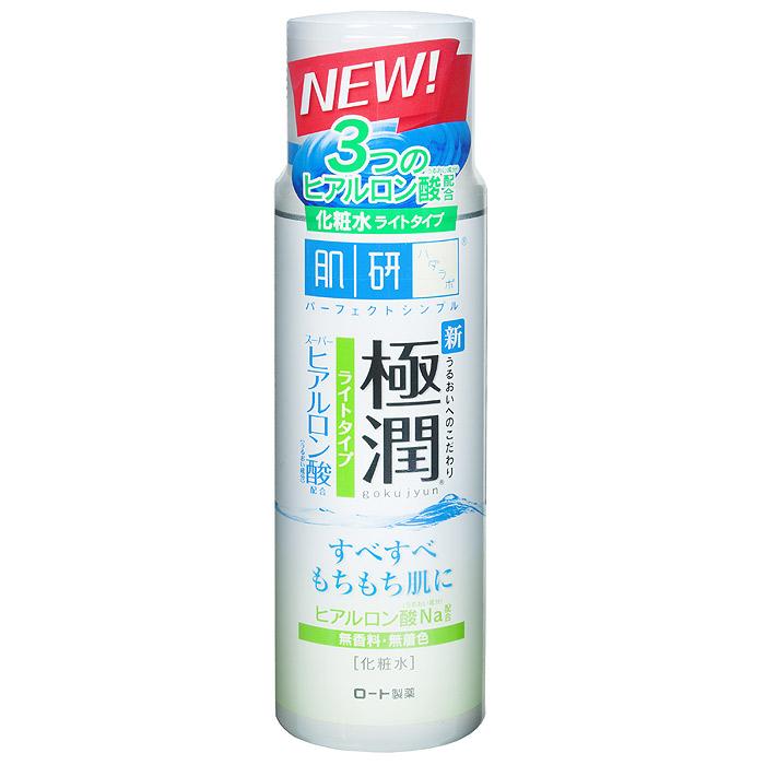 Hada Labo Легкий лосьон-гидратор, для нормальной и жирной кожи лица, 170 мл127030Увлажняющий лосьон Hada Labo для жирной и нормальной кожи лица с гиалуроновой кислотой. Быстро впитывается, не закупоривает поры, обладает матирующим эффектом, снимает покраснения и раздражения. Янтарная кислота, входящая в состав лосьона, оказывает мощнейшее оздоровительное действие, не вызывая побочных эффектов и привыкания. Лосьон не содержит минеральных масел, алкоголя, красителей или отдушек. Способ применения : использовать после умывания (очищения кожи). 2-3 капли средства нанести на лицо похлопывающими движениями. Характеристики: Объем: 170 мл. Артикул: 127030. Производитель: Япония. Товар сертифицирован.